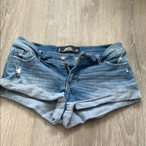 Hollister slouchy shorts
